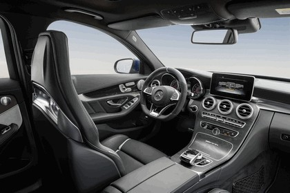 2014 Mercedes-Benz C63 AMG ( W205 ) SW 22