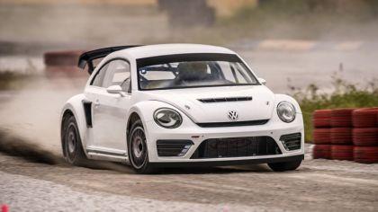 2014 Volkswagen Global Rallycross Beetle 9