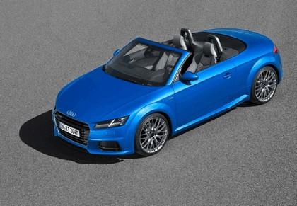 2014 Audi TT roadster 1