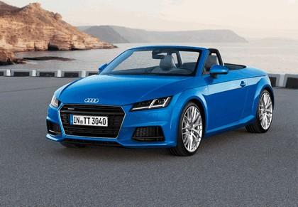2014 Audi TT roadster 3