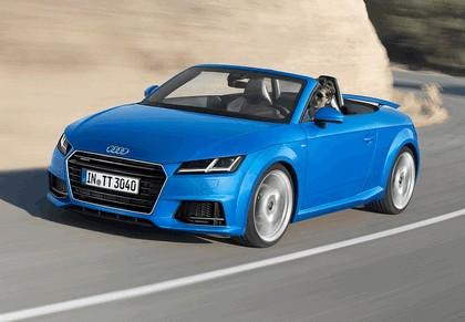 2014 Audi TT roadster 7
