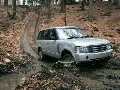 2007 Land Rover Range Rover Vogue 1