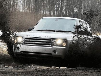 2007 Land Rover Range Rover Vogue 2