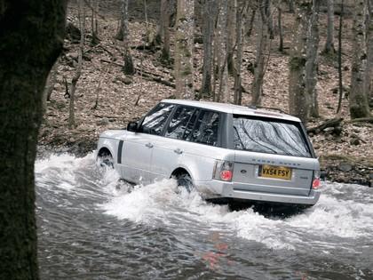 2007 Land Rover Range Rover Vogue 4