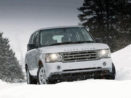 2007 Land Rover Range Rover Vogue 5