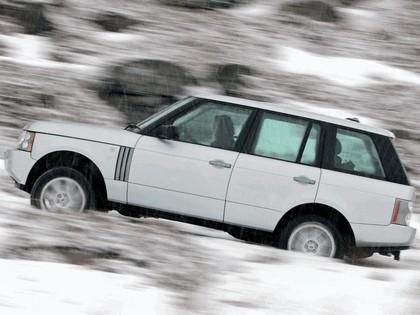 2007 Land Rover Range Rover Vogue 6