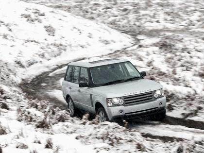 2007 Land Rover Range Rover Vogue 7