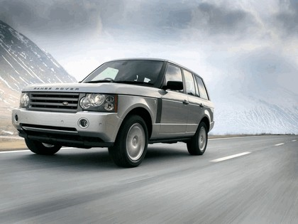 2007 Land Rover Range Rover Vogue 8