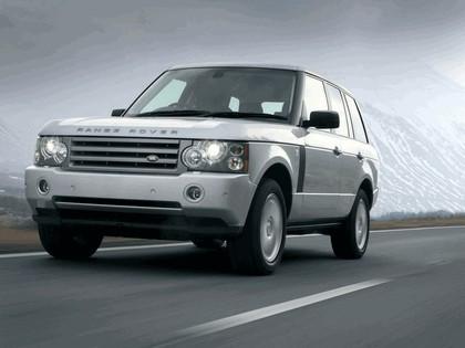 2007 Land Rover Range Rover Vogue 9