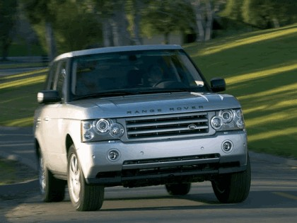 2007 Land Rover Range Rover Vogue 10