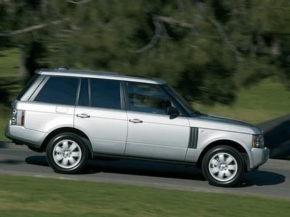 2007 Land Rover Range Rover Vogue 11