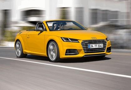 2014 Audi TTS roadster 1