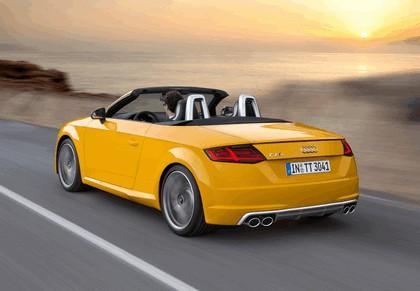 2014 Audi TTS roadster 5
