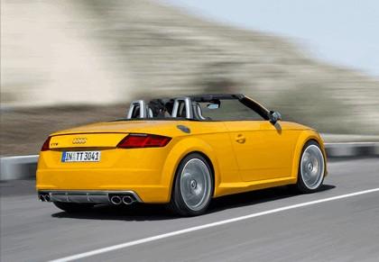 2014 Audi TTS roadster 6