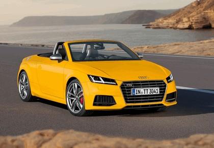 2014 Audi TTS roadster 7