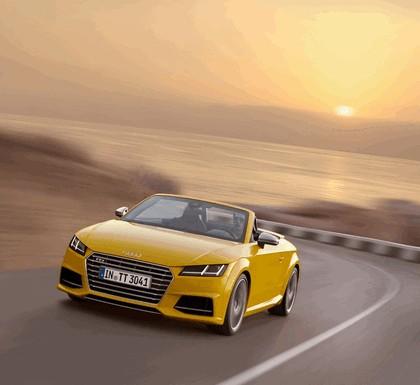 2014 Audi TTS roadster 10