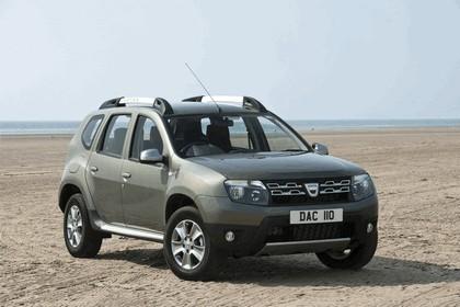 2015 Dacia Duster - UK version 4