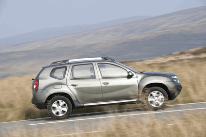 2015 Dacia Duster - UK version 6