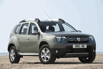 2015 Dacia Duster - UK version 8