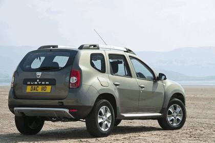 2015 Dacia Duster - UK version 9