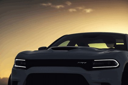 2015 Dodge Charger SRT Hellcat 16