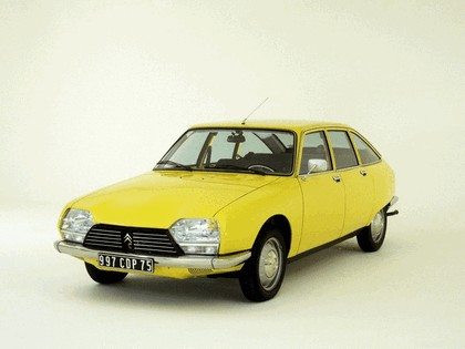 1975 Citroën GS special 1