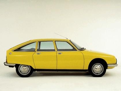 1975 Citroën GS special 2
