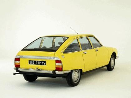 1975 Citroën GS special 3