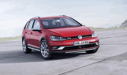 2014 Volkswagen Golf ( VII ) Alltrack 1