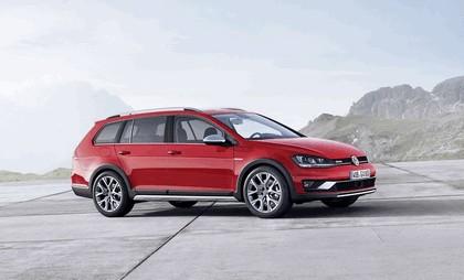 2014 Volkswagen Golf ( VII ) Alltrack 2