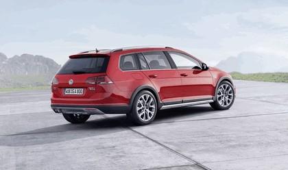 2014 Volkswagen Golf ( VII ) Alltrack 3