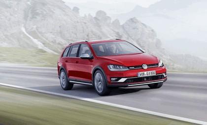 2014 Volkswagen Golf ( VII ) Alltrack 4