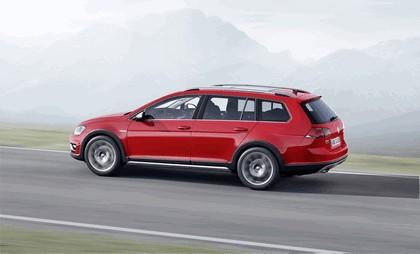 2014 Volkswagen Golf ( VII ) Alltrack 5