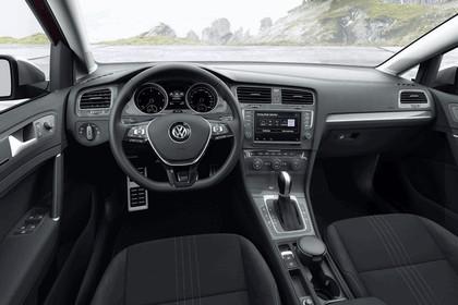 2014 Volkswagen Golf ( VII ) Alltrack 7