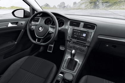 2014 Volkswagen Golf ( VII ) Alltrack 8
