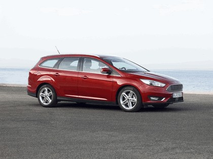 2014 Ford Focus SW 13