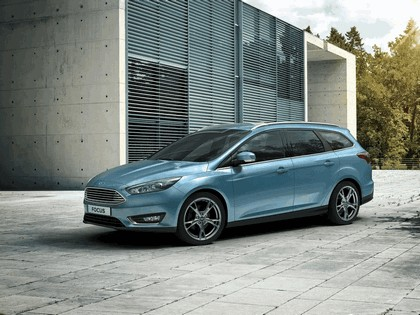 2014 Ford Focus SW 16