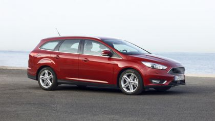 2014 Ford Focus SW 7
