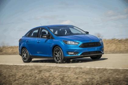 2014 Ford Focus sedan 7