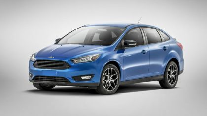 2014 Ford Focus sedan 6