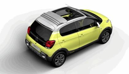2014 Citroën C1 urban ride concept 4