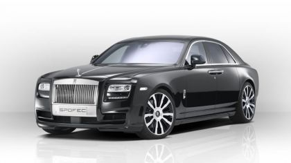 2014 Rolls-Royce Ghost by Spofec 3