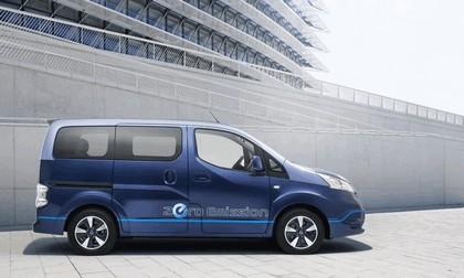 2014 Nissan e-NV200 VIP concept 2