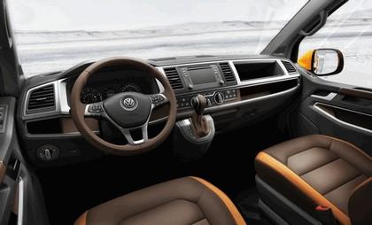 2014 Volkswagen Tristar concept 5