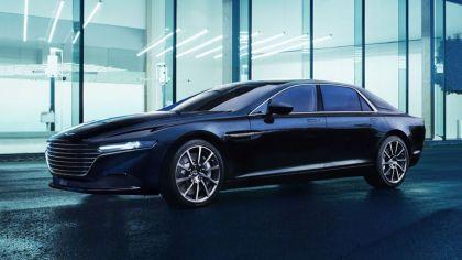 2014 Aston Martin Lagonda 8
