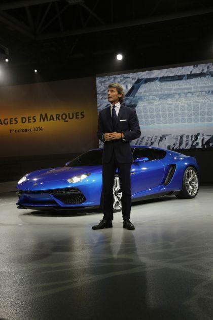 2014 Lamborghini Asterion LPI 910-4 9