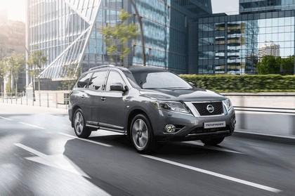 2015 Nissan Pathfinder - Russian version 2