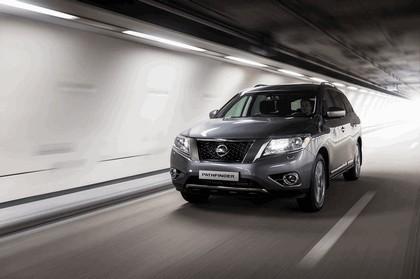 2015 Nissan Pathfinder - Russian version 4