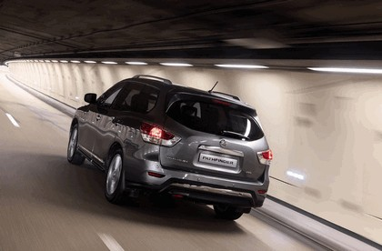 2015 Nissan Pathfinder - Russian version 5