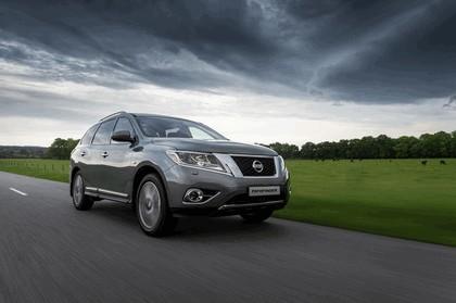 2015 Nissan Pathfinder - Russian version 10
